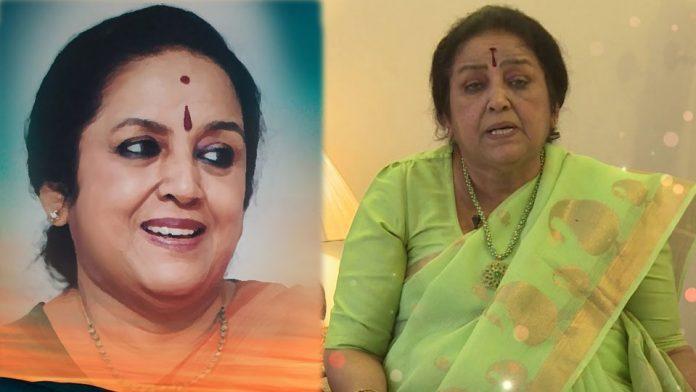 Singer-Kalyani-Menon-has-passed-away