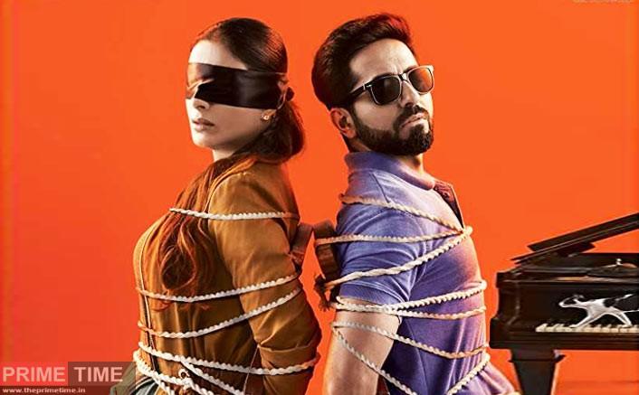 Andhadhun Movie -Ayushaman Khurana and Tabu