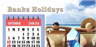 Bank-Holidays