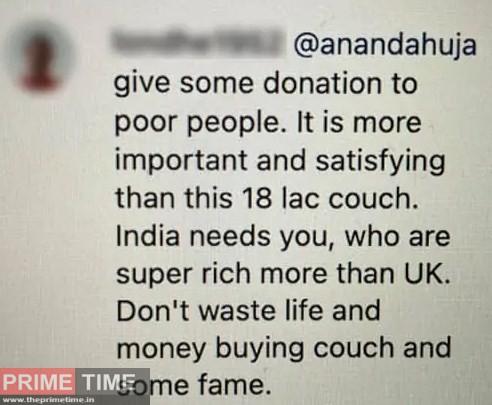 Netizens trolls for Sonam Kapoor's picture