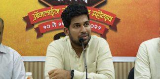 Punit Balan announced Shrimant Bhausaheb Rangari Ganpati Trust's festival