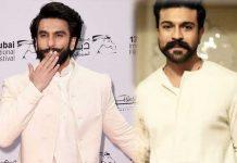 Ramcharan and Ranveer Singh