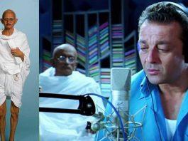 Gandhiji-Movie-Sanjay-Dutt