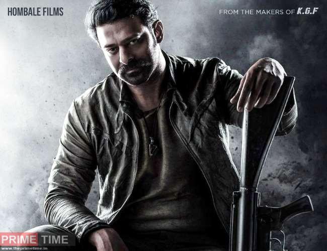 Prabhas Salaar poster